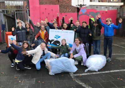 Jacobijnerstraat verzamel foto Groningen