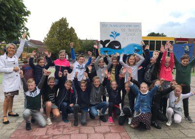 Rehobotschool verzamel foto Rotterdam