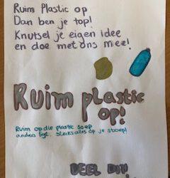 #knutselenmetplastic